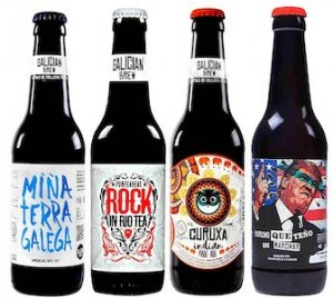 Pack Cerveza Artesana Galician Brew